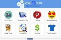 Smallfbtools, Tools Gratisan yang keren