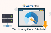 Hosting di warnahost